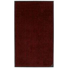 Solution Dyed Nylon Colorstar Plush Mat - Red Pepper