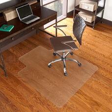 36'' x 48'' Hard Floor Chair Mat with Lip