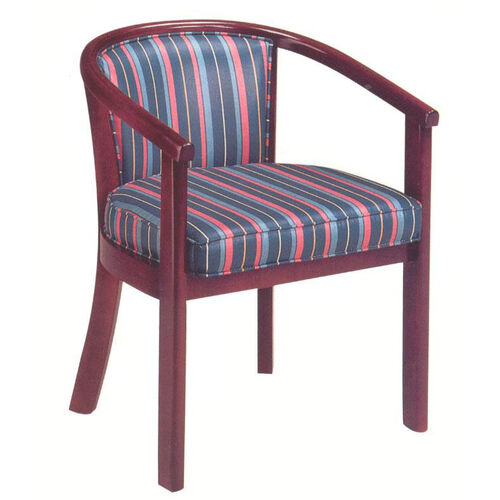 Our 2600 Lounge Chair w/ Upholstered Back & Seat - Grade 1 is on sale now.