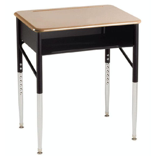 Our Aptitude Series Adjustable Open Front Student Desk is on sale now.