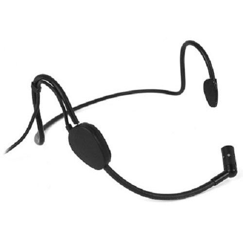 Electret Over-ear/Headset Microphone Upgrade - Black - 7