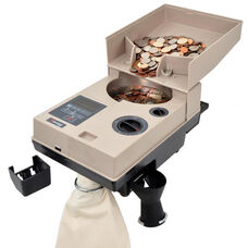 C500 Coin Counter and Off Sorter - 2,000 Coins/Minute