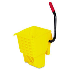 Rubbermaid® Commercial WaveBrake Side-Press Wringer - Yellow