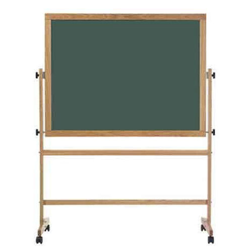 Our Double-Sided Steel-Rite Chalkboard with Wood Trim - 36