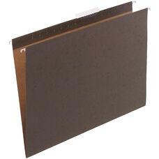 Twenty-Five Hanging File Folders - Green