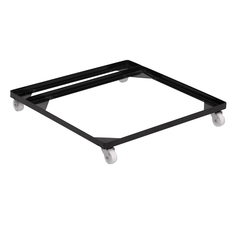 Black Stack Chair Dolly FD-BAN-CH-DOLLY-GG | ChurchChairs4Less.com