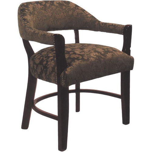 Our 2911 Banker Chair with Upholstered Back & Nailhead Trim Spring Seat - Grade 1 is on sale now.