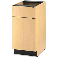 HON® Hospitality Single Base Cabinet with Drawer and Door - 18