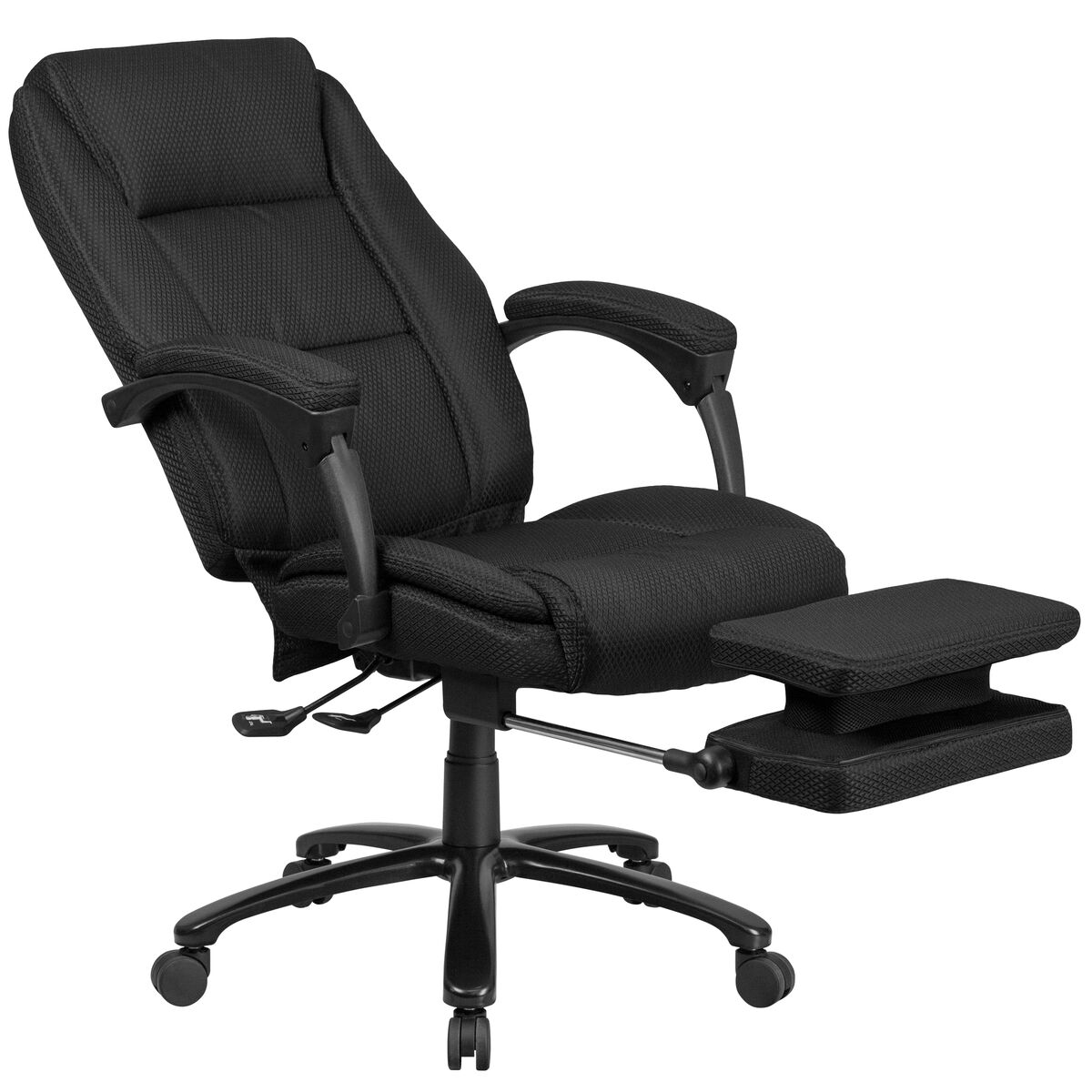 black reclining chair bt 90288h bk gg churchchairs4less com