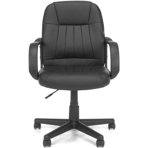 Our Essentials Executive Conference Round Back Chair - Black is on sale now.