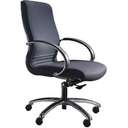 Our Quick Ship 1200 Series Executive Swivel Chair with Polished Chrome Arms is on sale now.