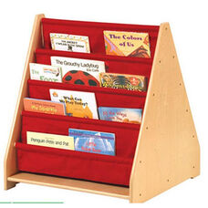 2 Sided Canvas Book Display