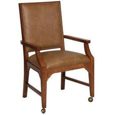 4473 Arm Chair w/ Casters - Grade 1