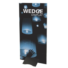 Wedge Rigid Sign Support
