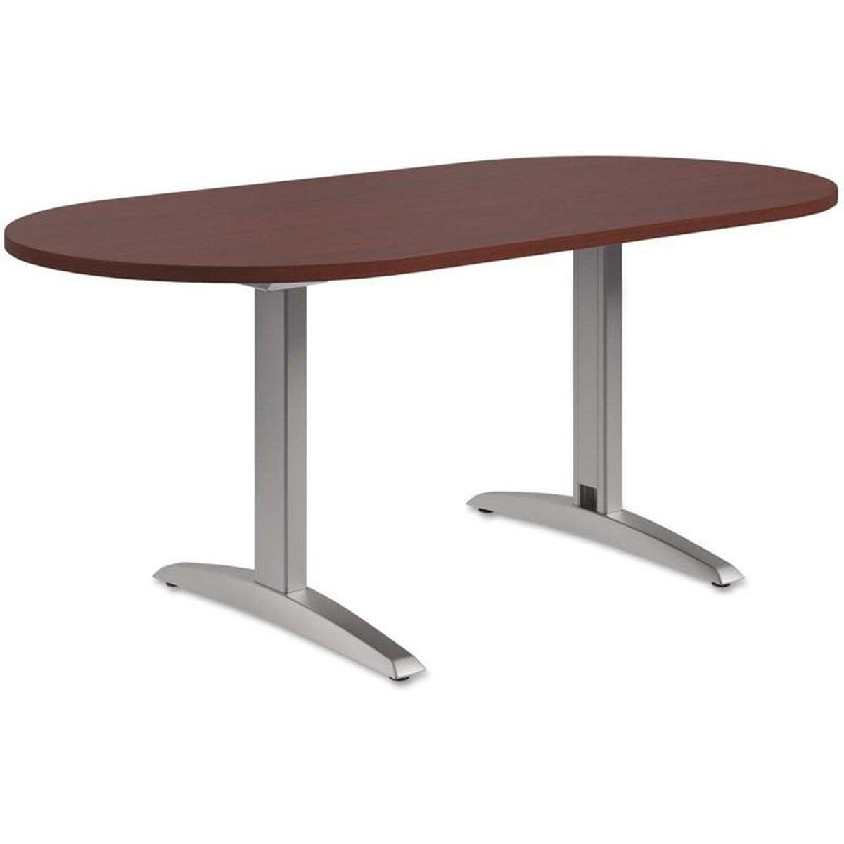 Racetrack Conference Table Top HONTLAGNNN ChurchChairsLesscom - Hon racetrack conference table