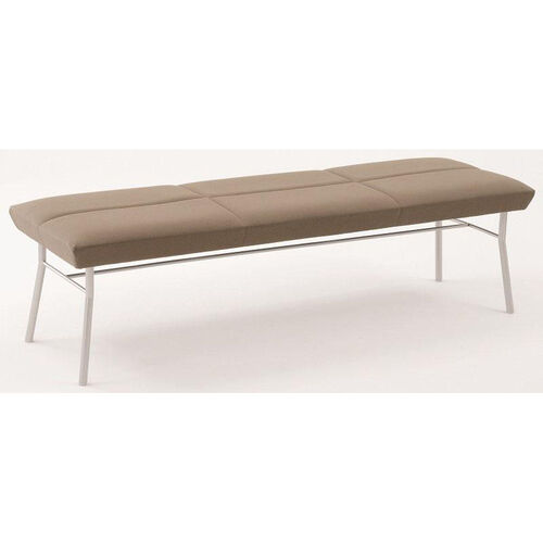 Mystic Series 3 Seat Backless Bench