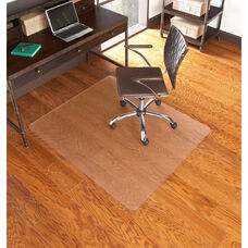 EverLife 60''W x 72''D Hard Floor Straight Edge Rectangular Chairmat