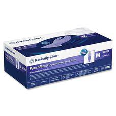 Kimberly-Clark Professional Purple Nitrile Exam Gloves