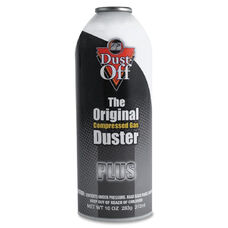 Falcon Safety Dust-Off Plus Refill
