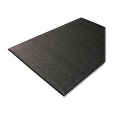 Genuine Joe Anti -Fatigue Mat - Nitrile Rubber -Vinyl - Black