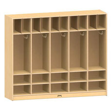 Large Locker Organizer without Tubs