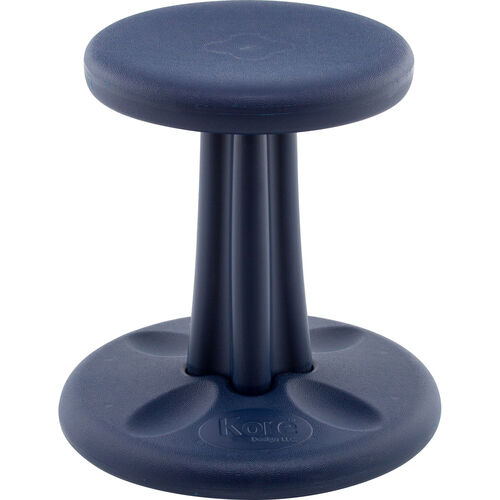 """Our Kids Antimicrobial Kore™ Wobble 14"""" Seat Height Chair - Dark Blue is on sale now."""