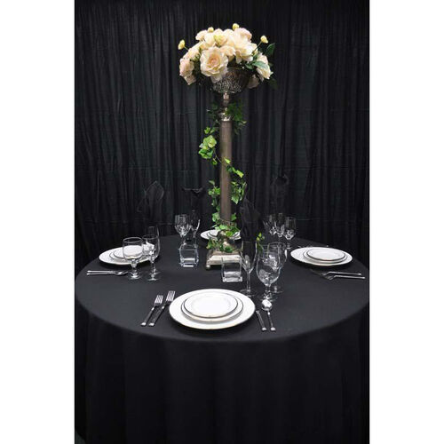 Our Renaissance Stain Resistant Series Round Tablecloth is on sale now.