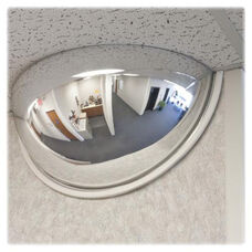 See-All Industries Half-Dome Mirror
