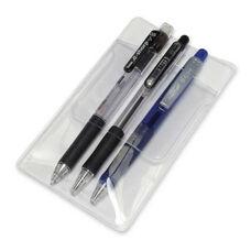 Baumgartens Pocket Protectors - for Pen Leaks - 48/Box - Clear