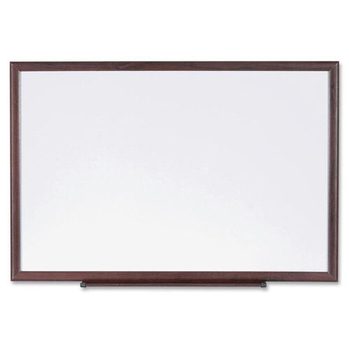 Our Lorell Dry -Erase Board - Wood Frame - 3
