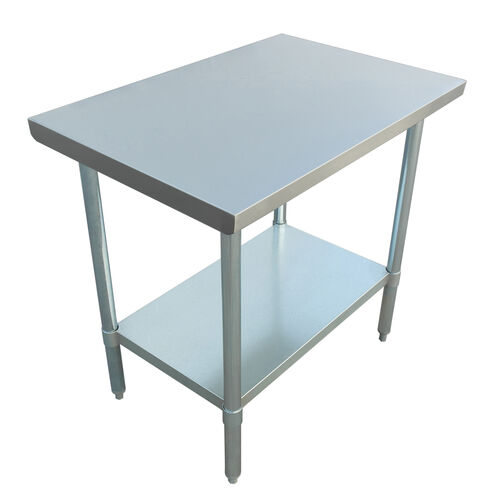 "Our Adcraft WT-3048-E 30""x48"" Stainless Steel Work Table is on sale now."