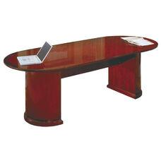 Osp Furniture Mendocino Hardwood Veneer Conference Table