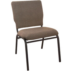 Advantage Jute Multipurpose Church Chairs - 18.5 in. Wide