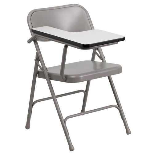 Our Premium Steel Folding Chair with Right Handed Tablet Arm is on sale now.