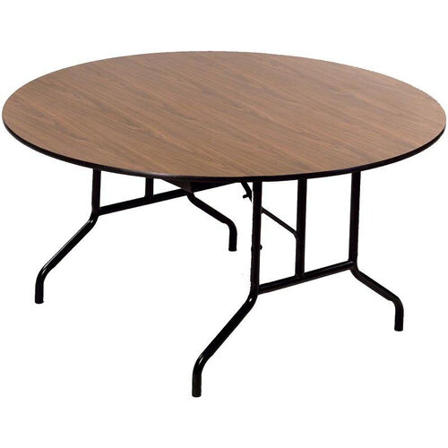 Our Round Laminate Top and Plywood Core Folding Seminar Table - 60