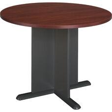 42'' Round Conference Table - Hansen Cherry