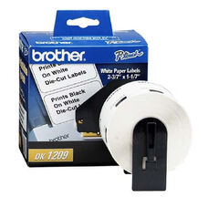 Brother Dk1209 Small Address Ql Printer Labels - Pack Of 800