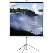 Flame Retardant Tripod Screen INCL Key and Border