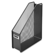 Lorell Magazine Holder - Steel - 10