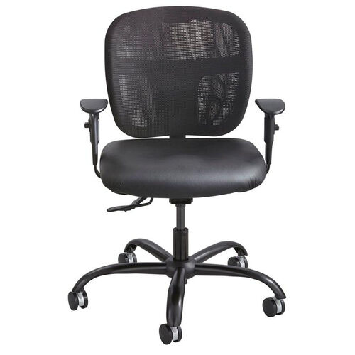 Our Vue™ Intensive Use Mesh Vinyl Task Chair - Black is on sale now.