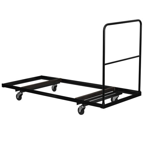 Our Black Folding Table Dolly for 30