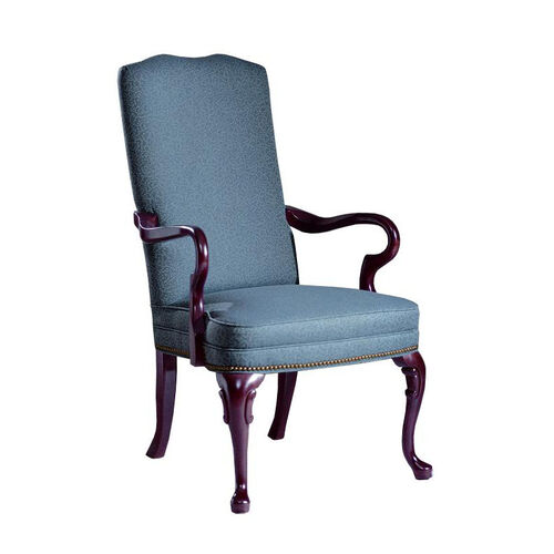Our Hamilton Series Gooseneck Guest Chair without Tufts is on sale now.
