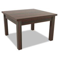 Alera® Valencia Series Rectangular Occasional Table - 23.63