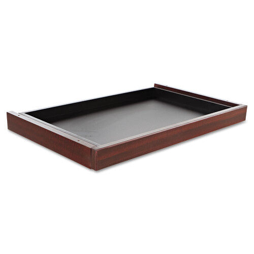 Our Alera® Valencia Series Center Drawer - 24 1/2w x 15d x 2h - Mahogany is on sale now.