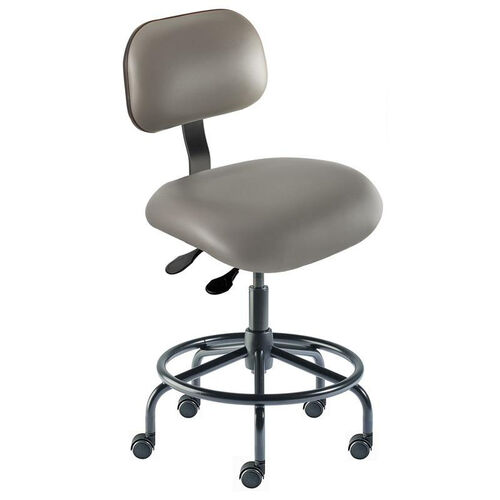 Our Quick Ship Eton Series Chair with Lumbar Support Backrest and Tubular Steel Base - Low Seat Height is on sale now.