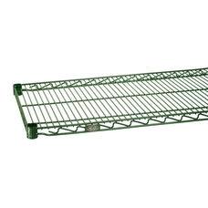 Poly Green Standard Wire Shelf - 18