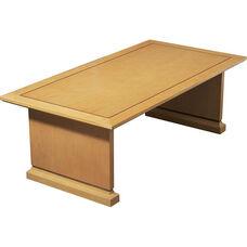 OSP Furniture Mendocino Hardwood Veneer Coffee Table