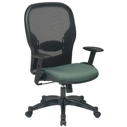 Our Space 2387 Professional Managers Chair with Air Grid Back and Fabric Seat is on sale now.