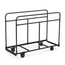 Quick Ship Round Folding Table Truck - 30