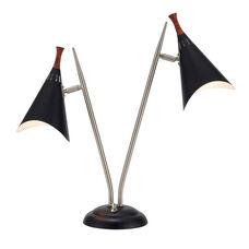 Draper Desk Lamp - Black